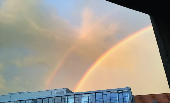 The Rainbow Effect: Hope During a Pandemic?