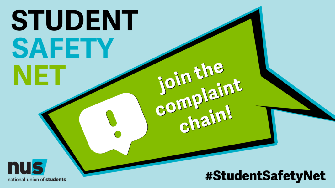 NUS Launches Student Complaint Chain