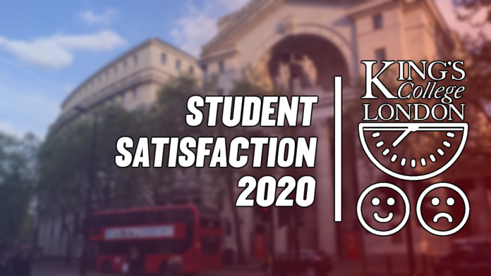 "Student Satisfaction at King's: ""Mostly enjoyable before Covid hit"""