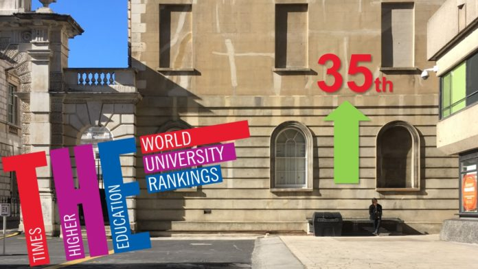 KCL World Rankings