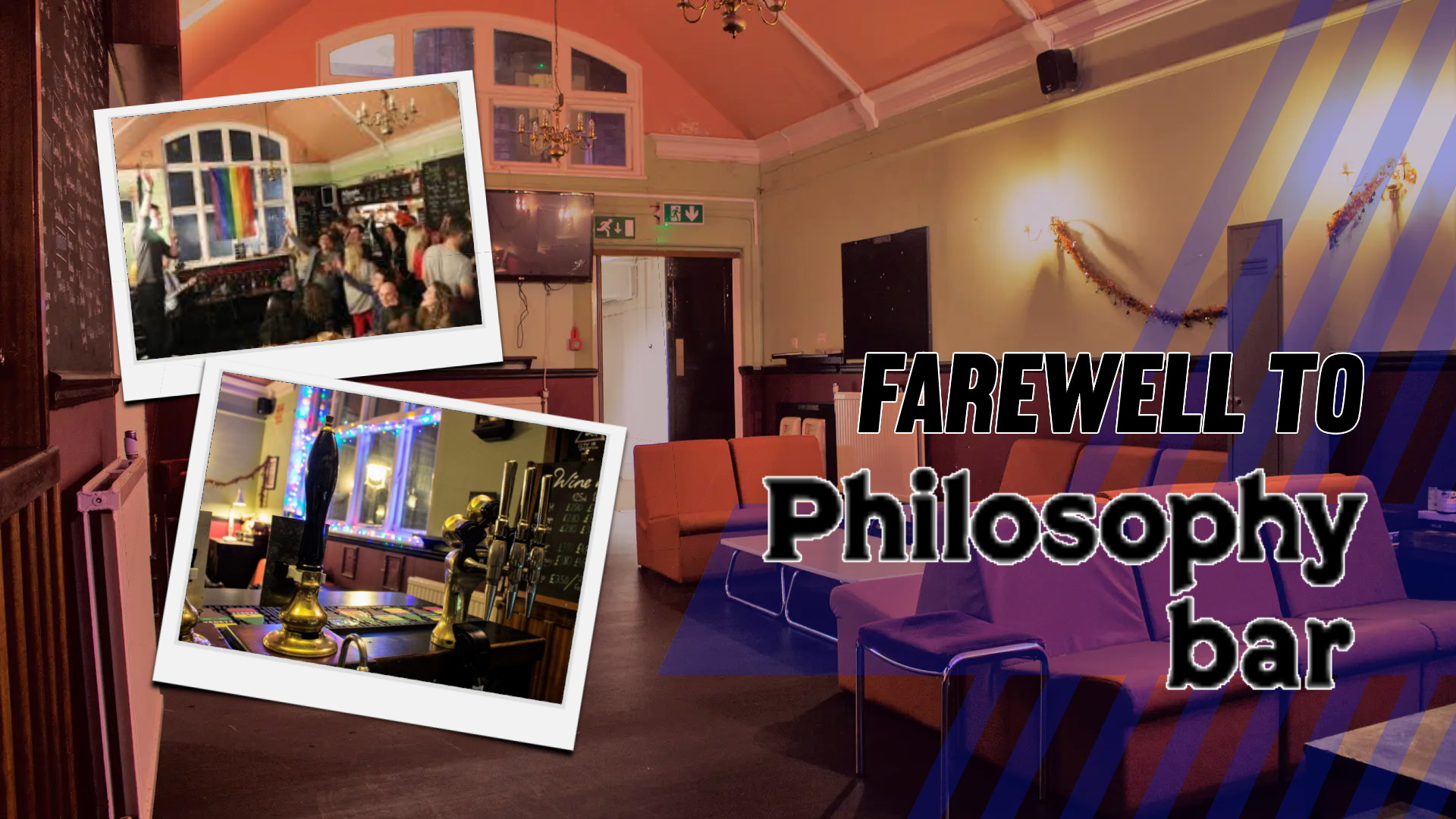 Farewell to Phil Bar: Memories of Past Patrons