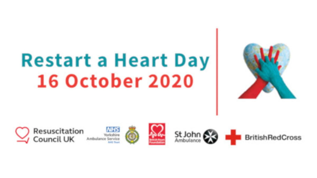 Restart a Heart Day - Learn CPR, Learn to Save Lives