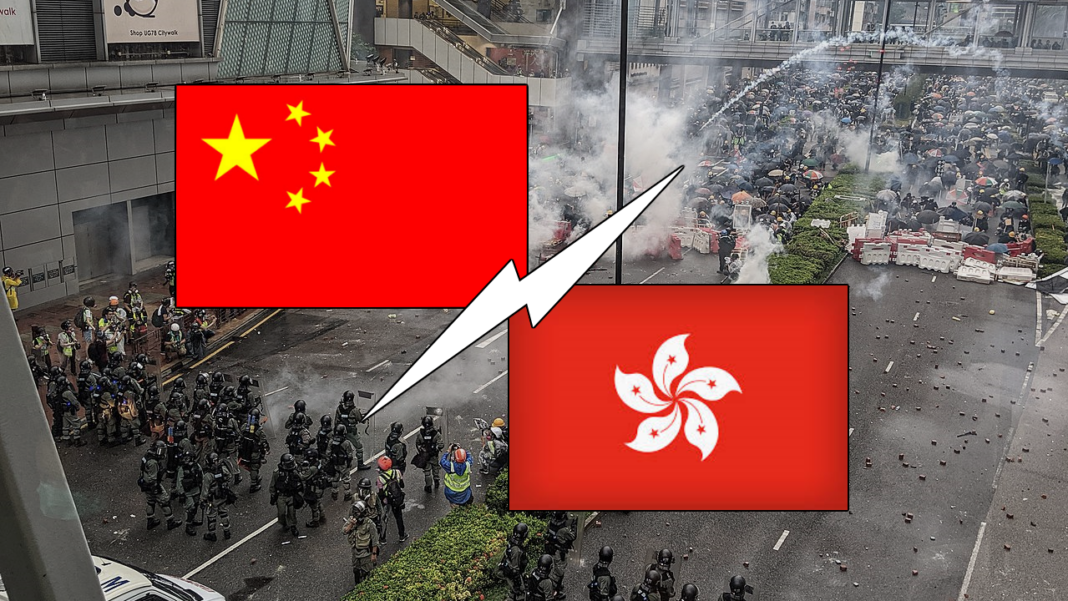 Hong Kong: Chinese Oppression and the Death of Liberty