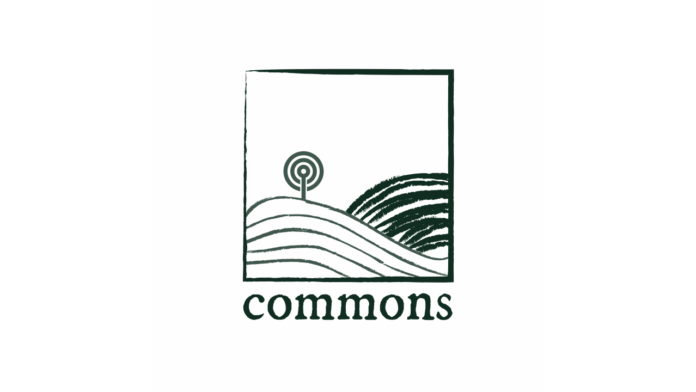 Commons logo Covid-19